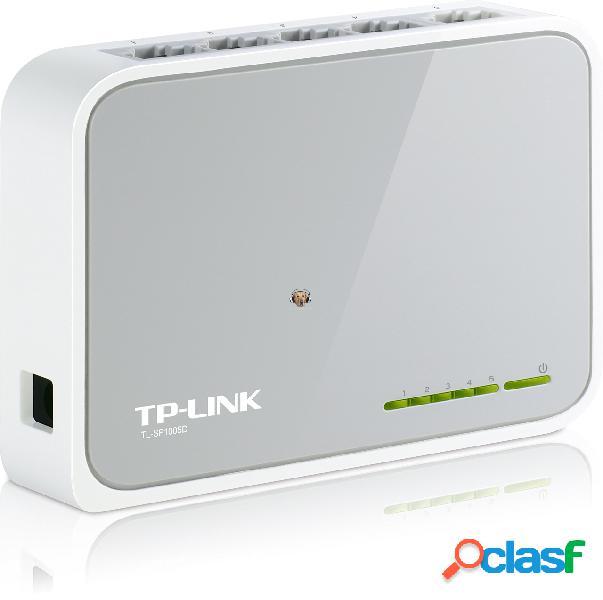 Switch de 5 Puertos 10/100 Tp-Link SF1005D