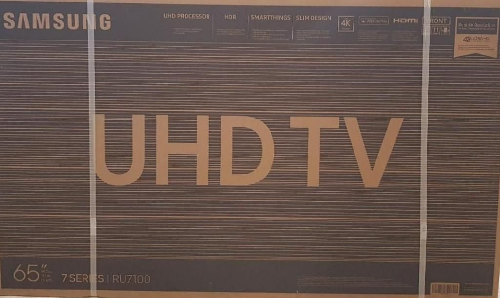 Televisor 65 Pulgadas Samsung Uhd Nuevo