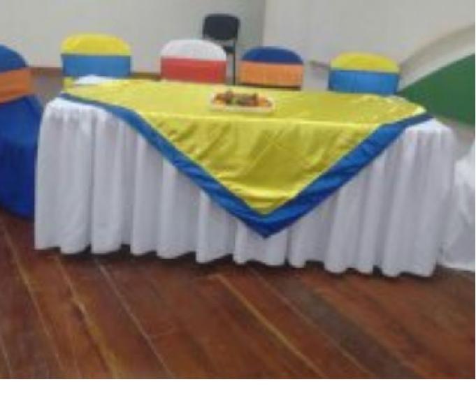VENTA Y CONFECC DE FORROS Y MANTELERIA EVENTOS 3175897323