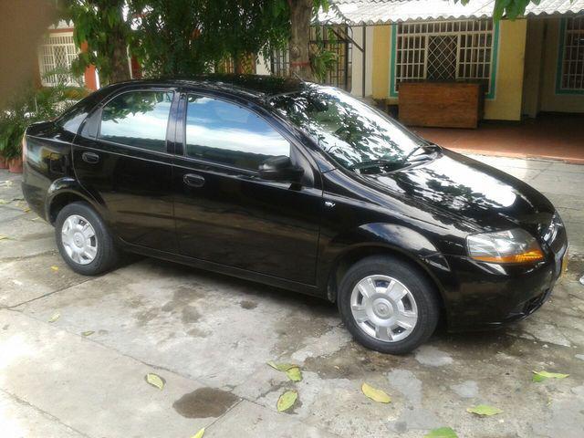 Vendo Chevrolet Aveo Sedan 2008 1.6 Cc En Excelente Estado