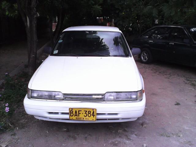 Vendo O Permuto Mazda 626 L Asahi a Gas Y Gasolina