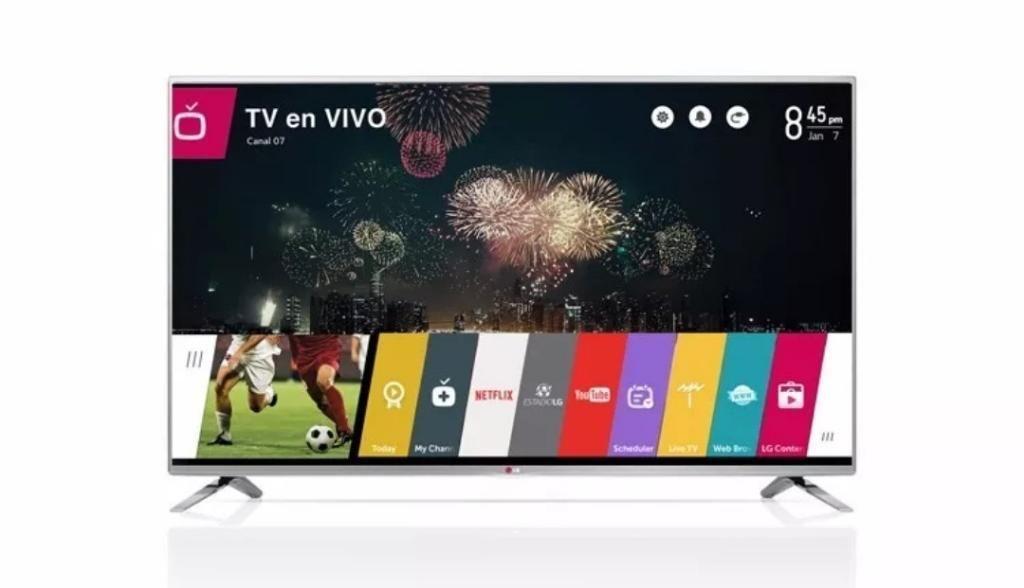 Vendo Tv de 50 Pulgadas Fhd Smart Lg