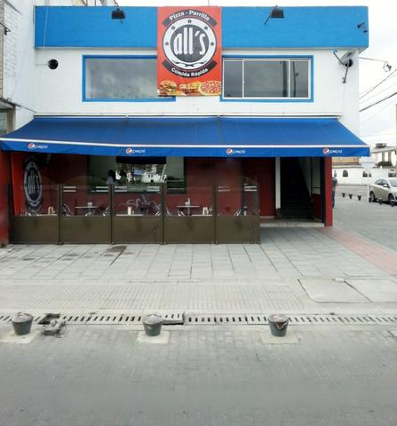 Vendo restaurante de comidas rápidas en Bogotá.