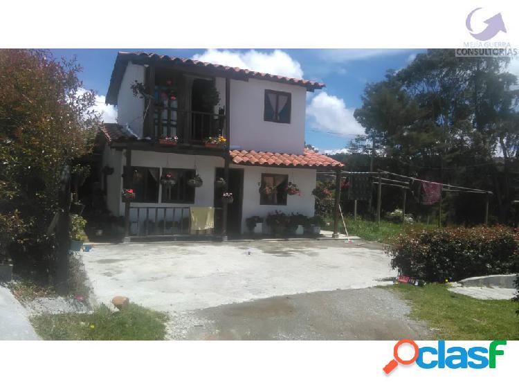 Venta de Casa en Santa Elena vereda el Llano