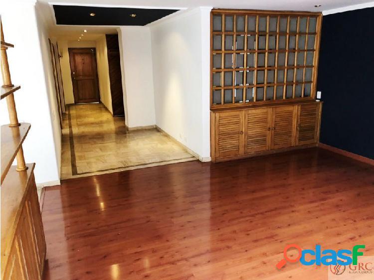 Venta de apartamento en Chicó, Bogotá