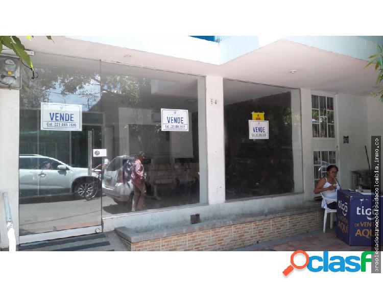 Venta de local en el Centro de Santa Marta