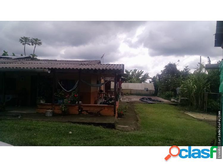 Venta finca en Quimbaya Quindio