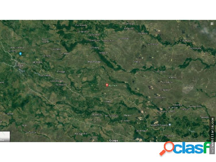 YOPAL CASANARE LOTE 15.000 HECTAREAS