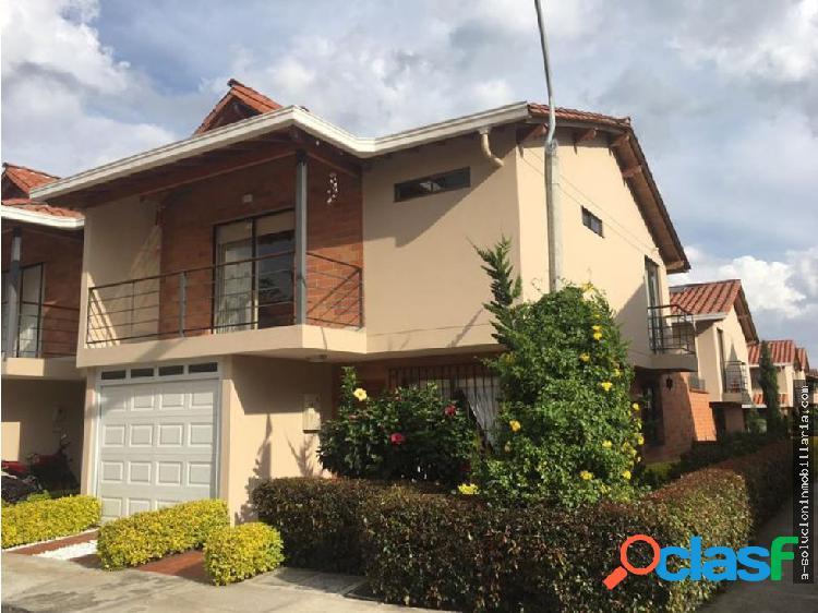 casa en venta Villas de Gualanday Rionegro Ant
