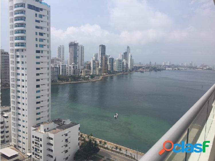 castillogrande Cartagena vendo o arriendo apto