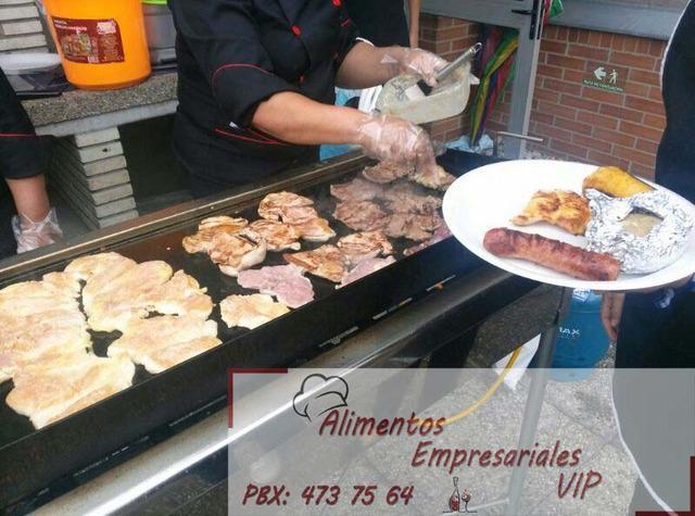 Asados a Domicilio en Medellin