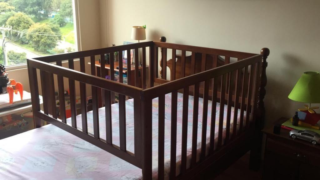 Barandas Para Cama, Protege A Tu Bebé. Del Mueble Suizo.