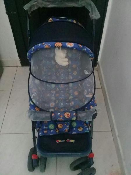 Coche Y Corral de Bebé