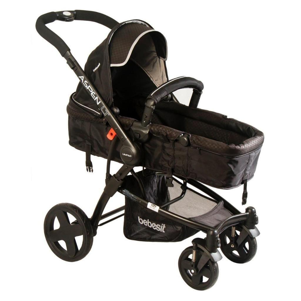 Coche para Bebé - Moisés Aspen LT Silla de Auto 0 a 13 Kg