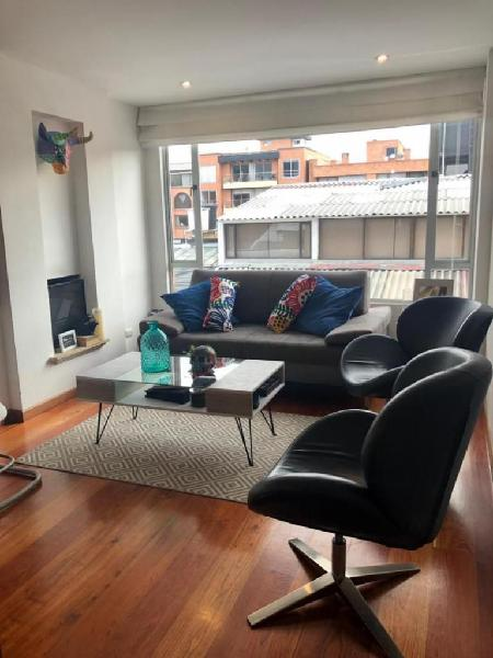 Cod. ABLUQ10201909 Apartamento En Arriendo En Bogota Santa