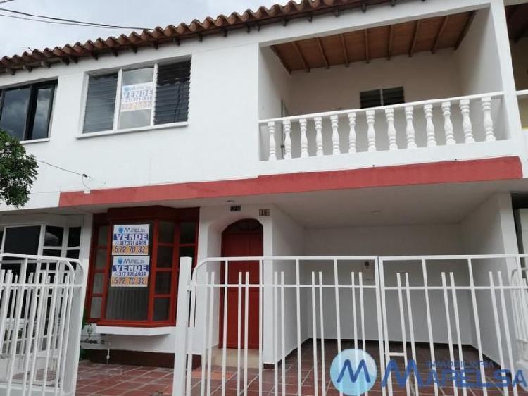Cod. ABMAR-2440 Casa Condominio En Arriendo En Cúcuta Av.