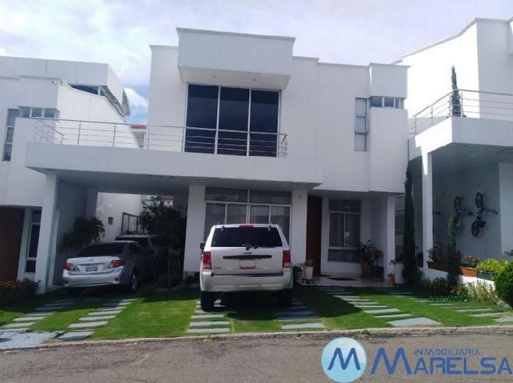 Cod. ABMAR-2469 Casa Condominio En Arriendo En Los Patios La