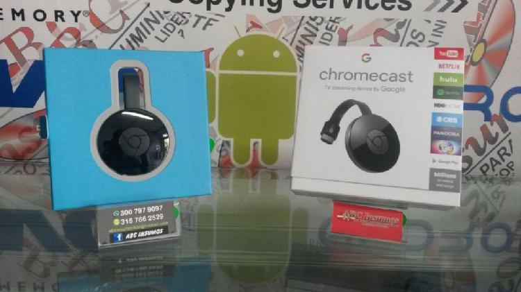 Google Chromecast 2 Netflix Youtube Original Envio Gratis