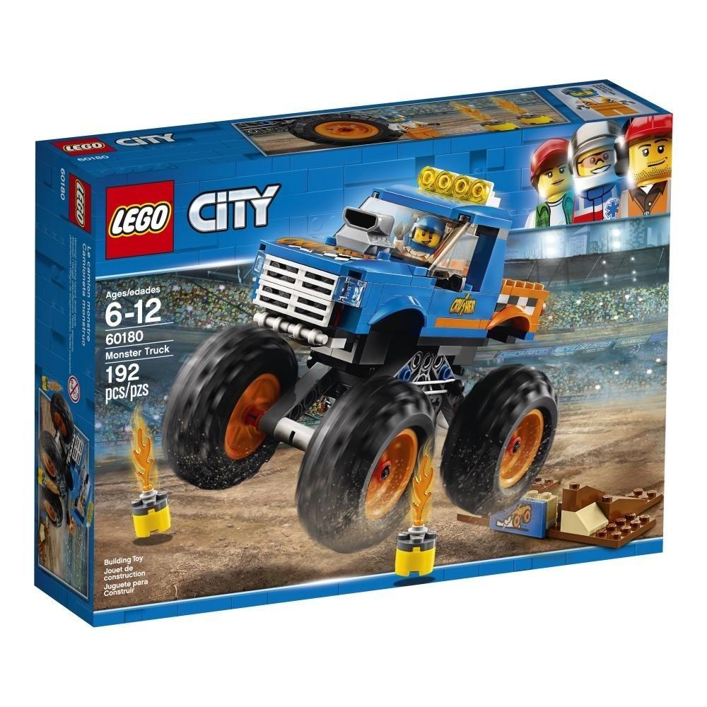Nuevo Lego City - Camión De Competencia