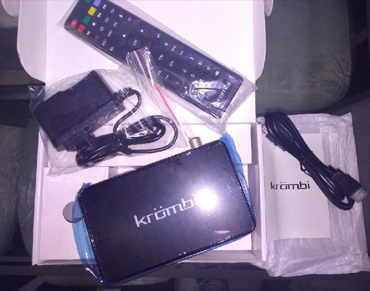 Nuevo Tv Box con Tdt Incluido