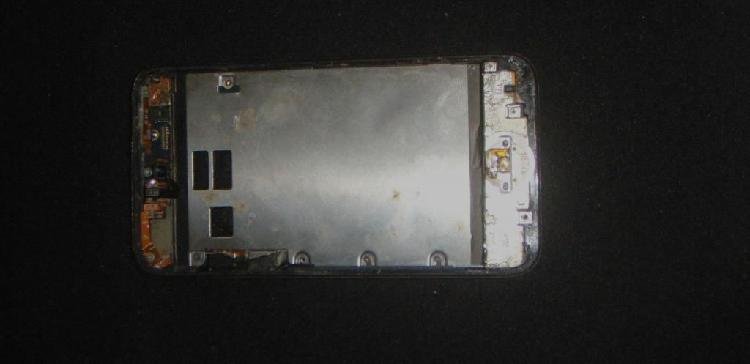 Placa madre y bateria Ipod Touch 4g