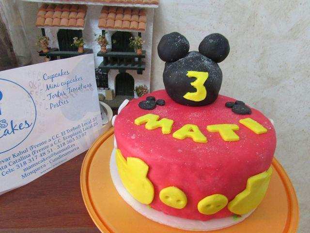 Tortas y Cupcakes espectaculares
