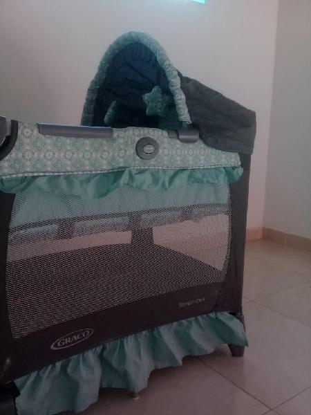 VENDO CORRAL DE BEBE MARCA GRACO EN BUEN ESTADO