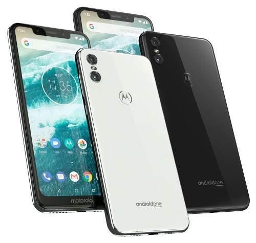 Celular Libre Motorola Moto One Ram 3gb 32gb Nfc