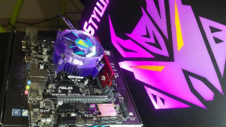 Combo Board Procesador intel core I5 6500 Ram 8gb