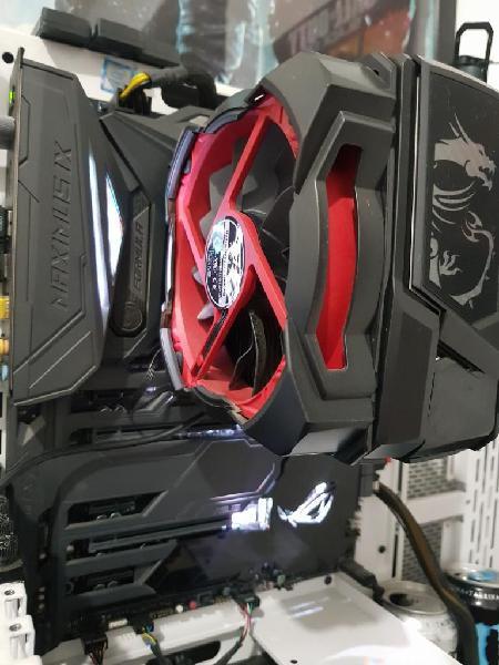Combo Gamer Intel Core I7 7700k