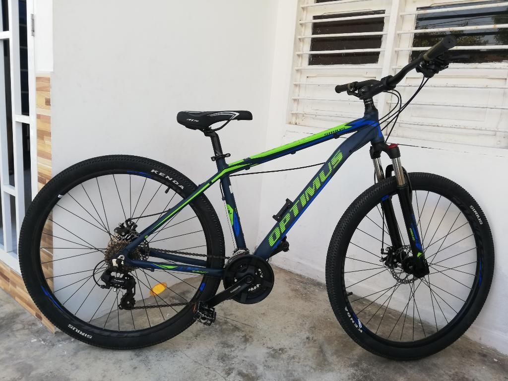 Se Vende Bicicleta Optimus