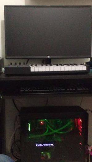 Torre gamer core i5 septima gen gtx 750Ti