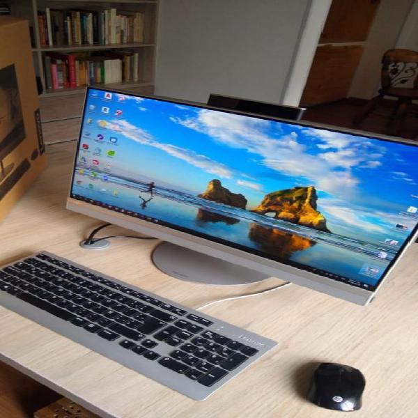 Vendo Computador Todo en Uno Lenovo