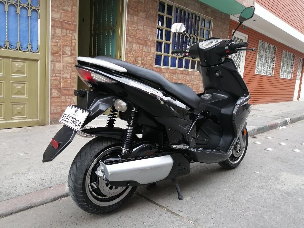 Vendo Moto Eléctrica