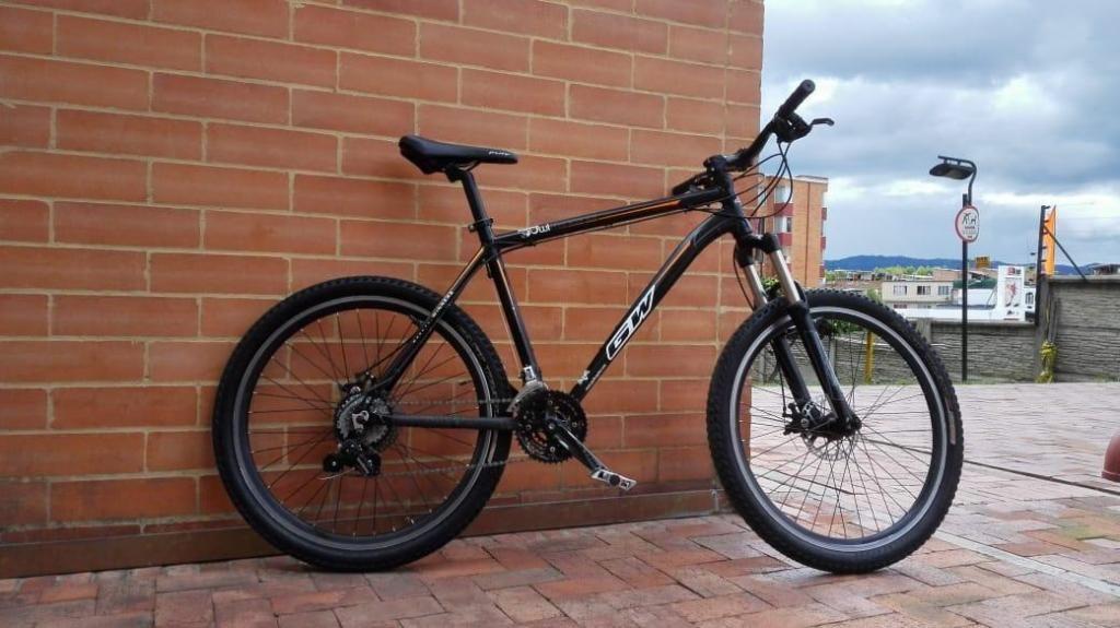 Bicicleta Gw Owlmidnight Mtb Aluminio