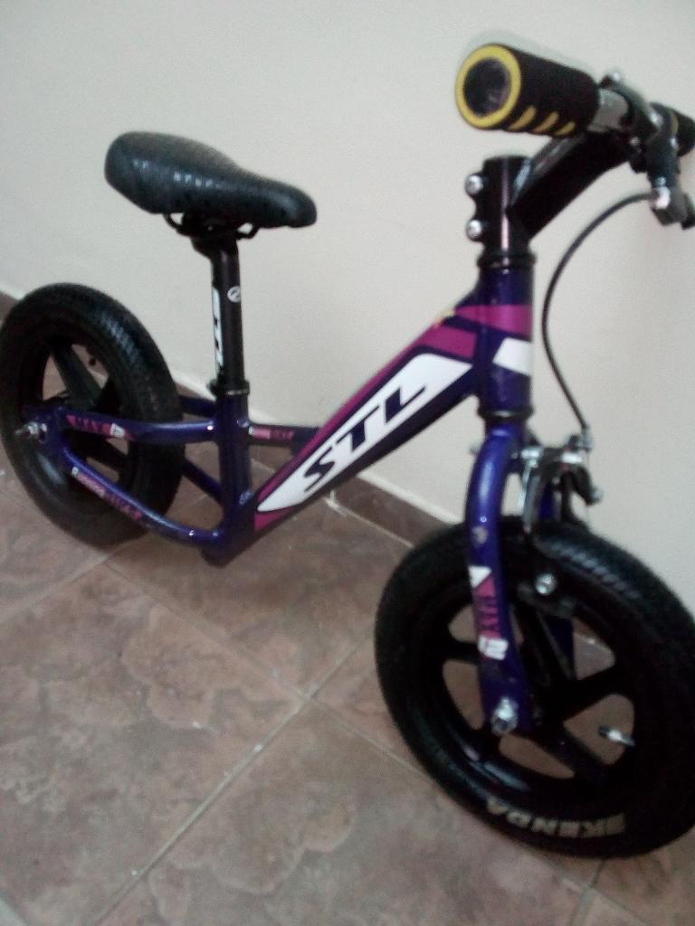 Bicicleta Rin 12 Aprendizaje Aluminio