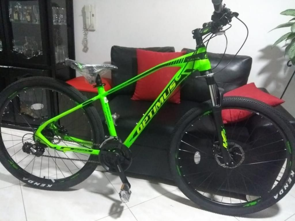 Bicicleta Rin 29 Nueva