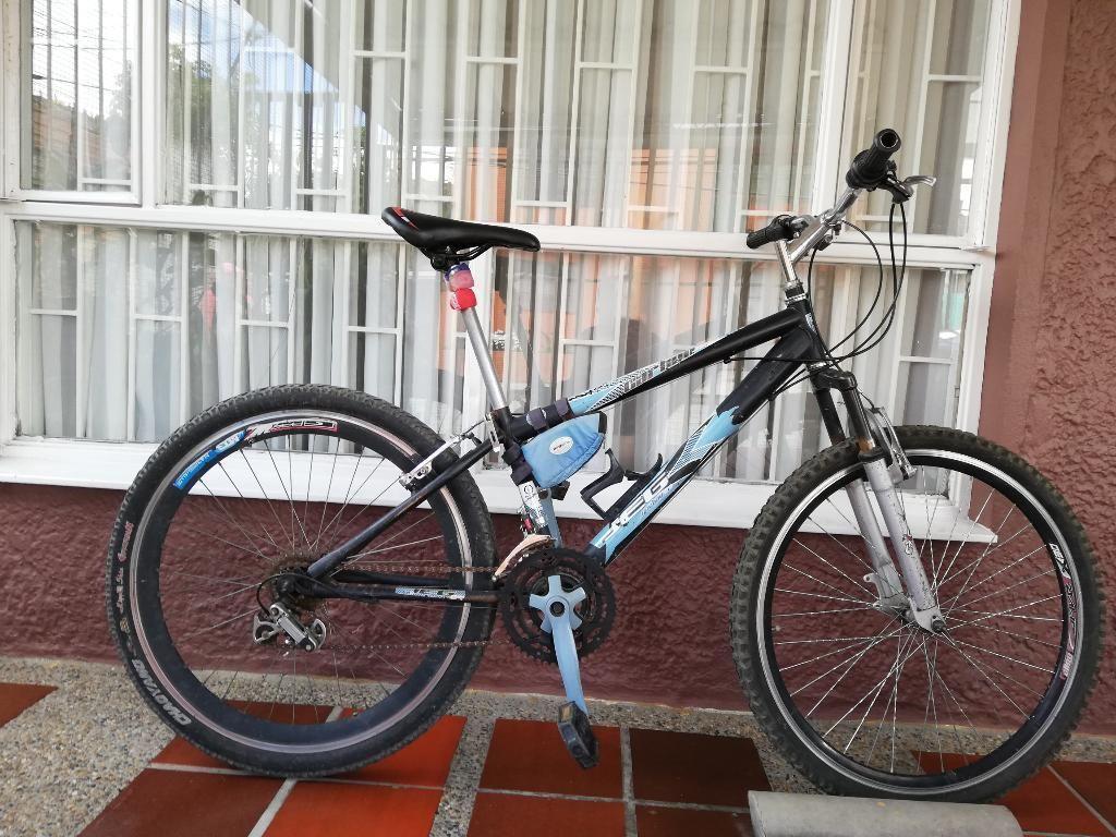 Bicleta Todo Terreno
