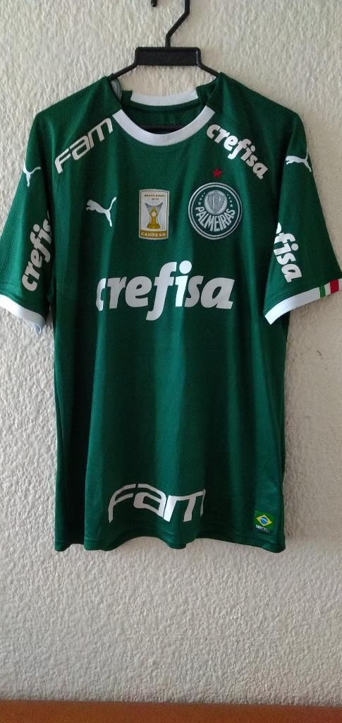 Camiseta Palmeiras de Brasil