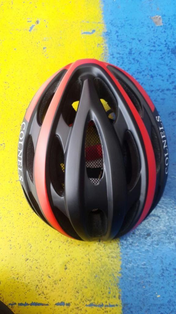 Casco para Bicicletas Marca Colonels Fin