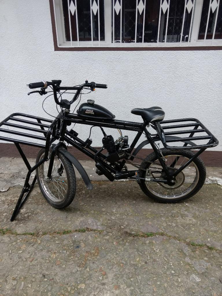 Ciclo Motor de Carga Tipo Panadera