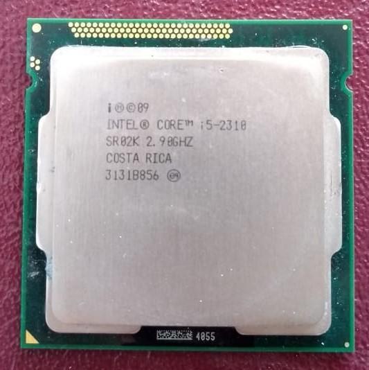 Combo Procesador Intel Core i5 2310 a 2.9 GHz LGA 1155 Ram