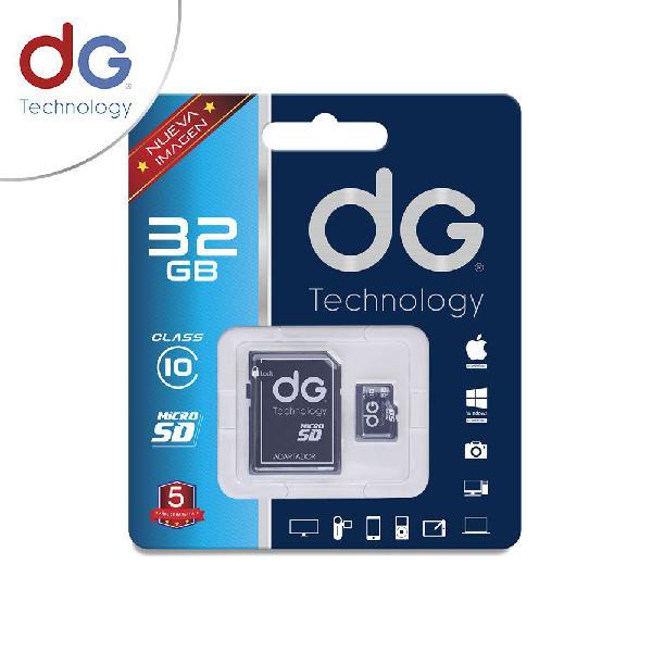 OFERTA !! MEMORIA MICRO SD 32GB CLASE 10 ADAPTADOR SD MARCA