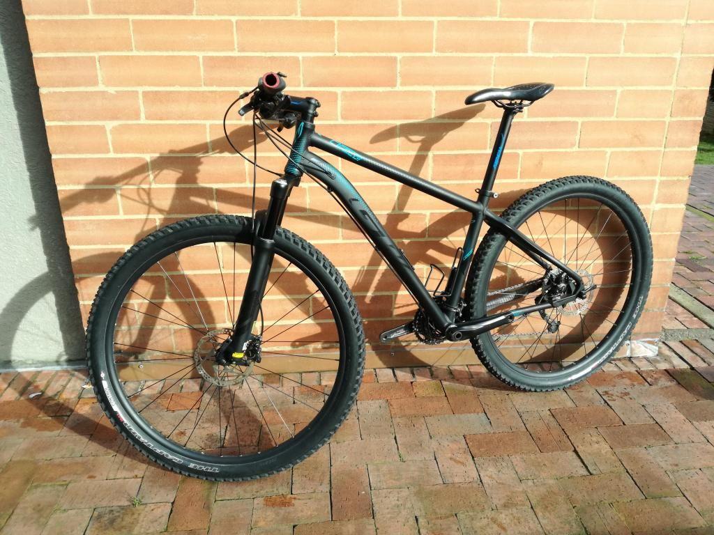 Vendo bicicleta MTB rin 29 GW