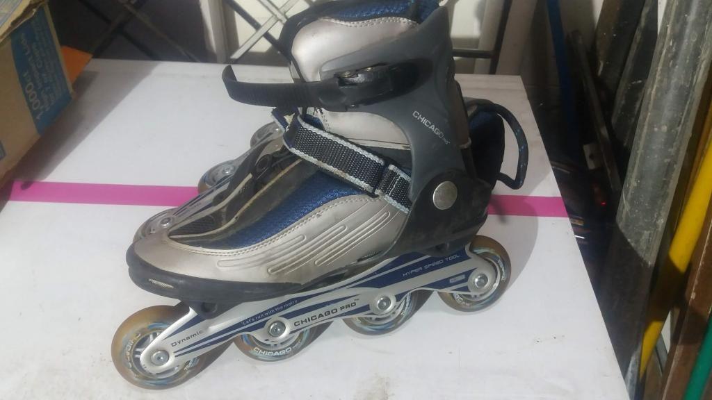 patines en linea para hombre talla 42