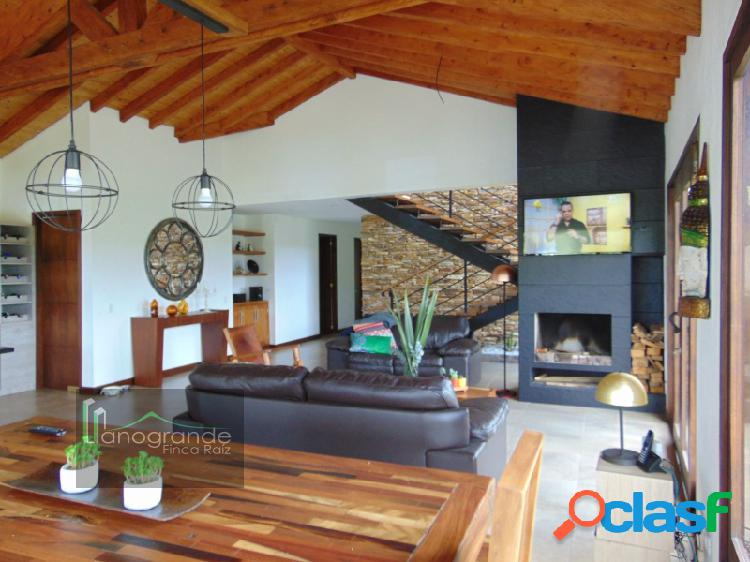 Casa en venta Via San Antonio La Ceja - Unidad Cerrada
