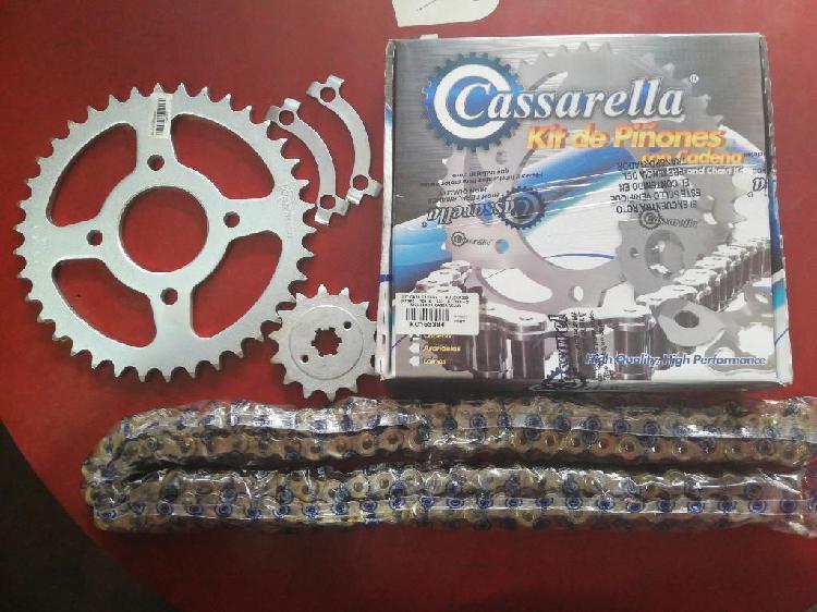 Kits de Arrastre Cassarella Motocicletas
