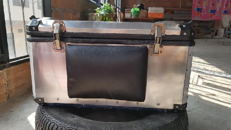 Maletero Digracol 58 Lt en Aluminio
