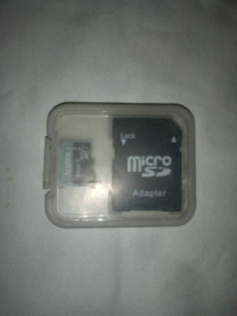 Micro Sd 64 Gb Clase 10 Ultra