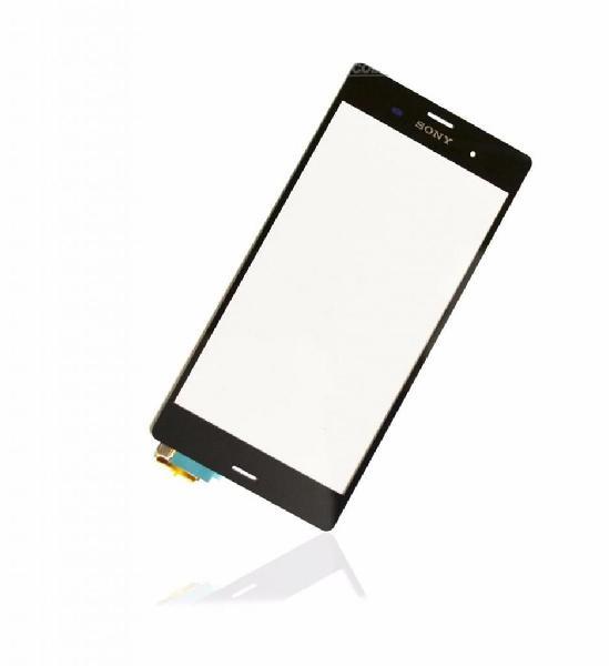 Tactil Sony Xperia Z3 Y Z3 Compact Negro Vidrio Cristal